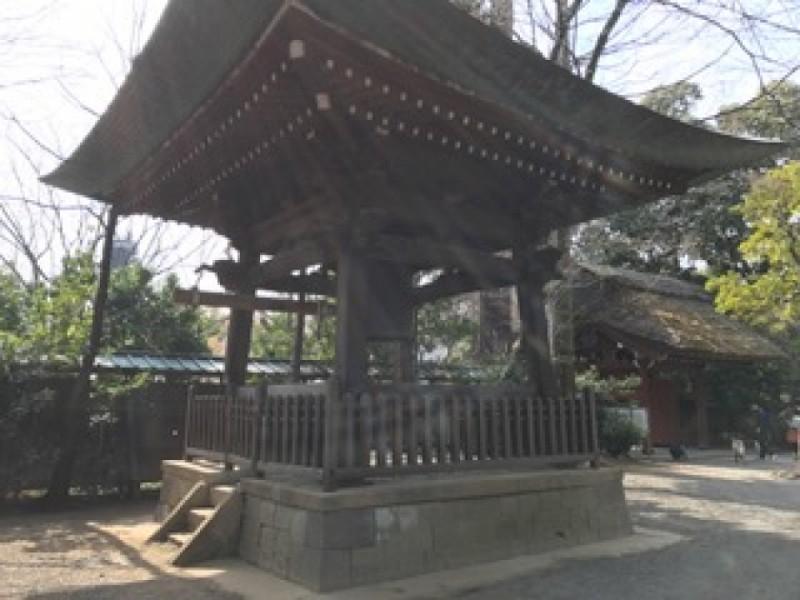 【10:30】深大寺でパワースポットめぐり