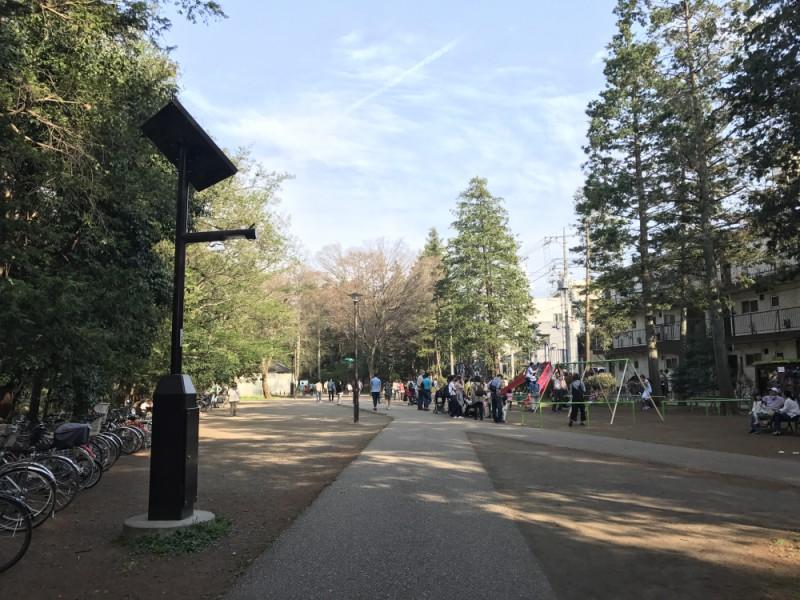 【16:10】心地よい空気が流れる「井の頭恩賜公園」を散歩