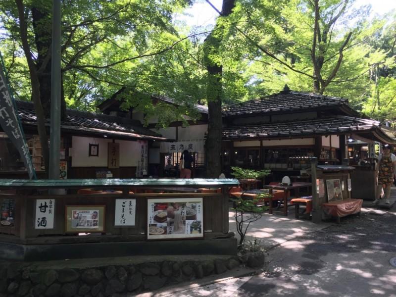 涼を求めて調布「深大寺」へ。名物の蕎麦と陶芸の絵付け体験を楽しむ夏のおすすめコース