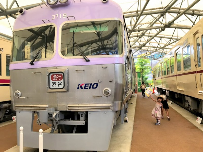 夏休みは親子で「京王れーるランド」を満喫!駅近ランチからお土産まで一日中遊びつくすコース