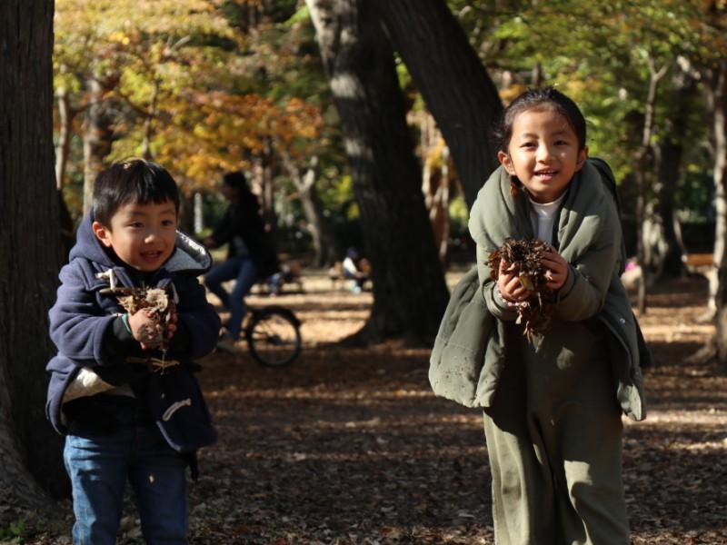 井の頭恩賜公園で動物園と紅葉に触れて、新オープンのおしゃれカフェでくつろぐおでかけコース
