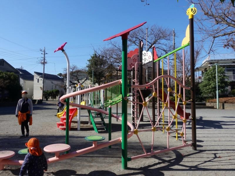 「八雲台公園」でたっぷり遊び温かいタピオカドリンクでほっこりする国領駅周辺おでかけコース