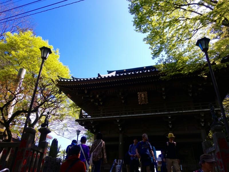 【10:30】「髙尾山薬王院」に参拝
