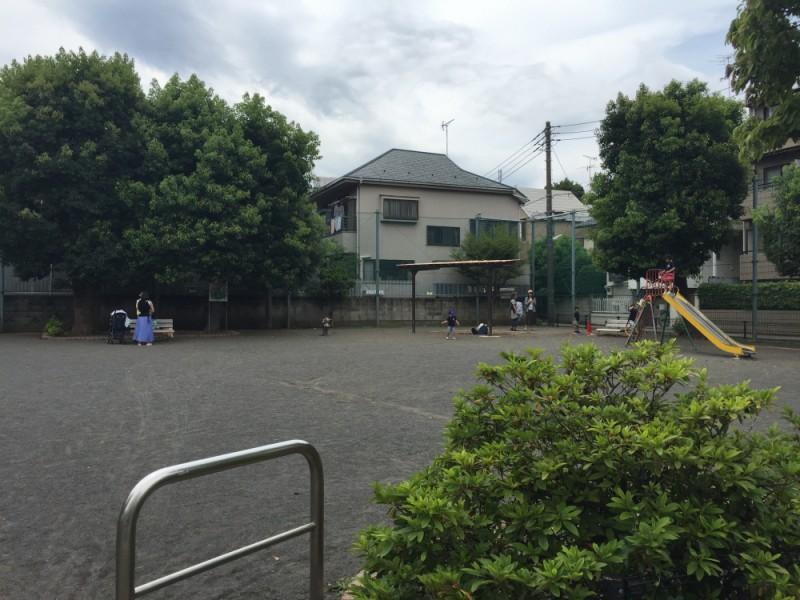 【15:00】「仙川第二なかよし広場」でひと遊び!