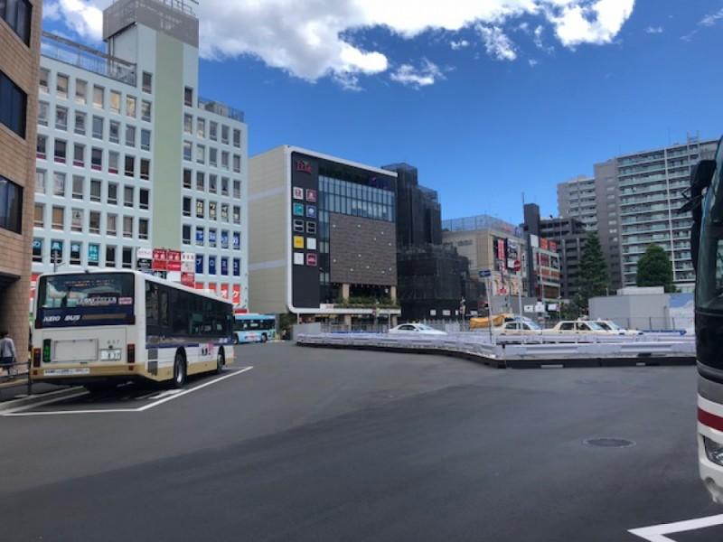 【17:00】「調布駅」ゴール