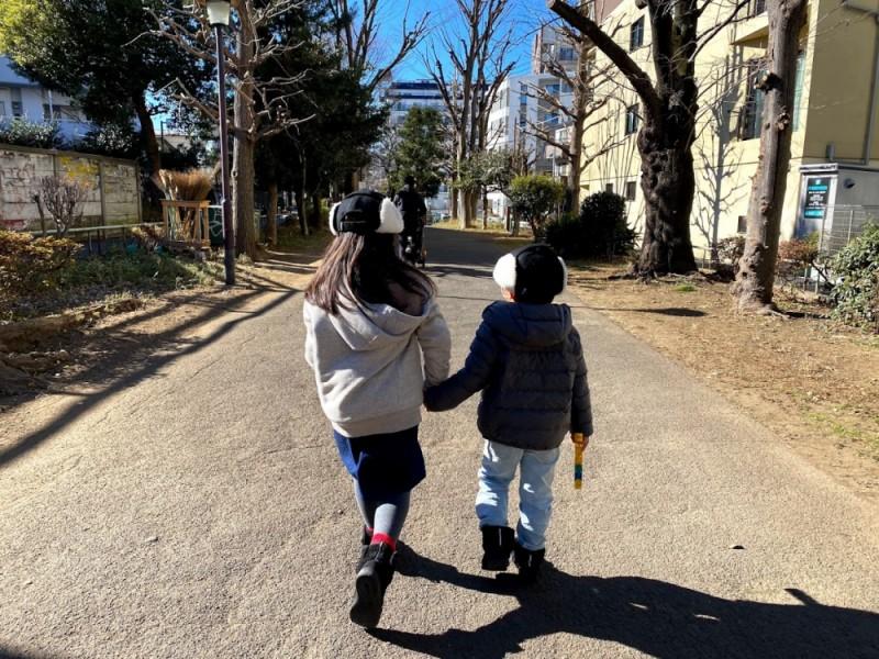 【11:20】「玉川上水旧水路緑道」をお散歩。笹塚へ!