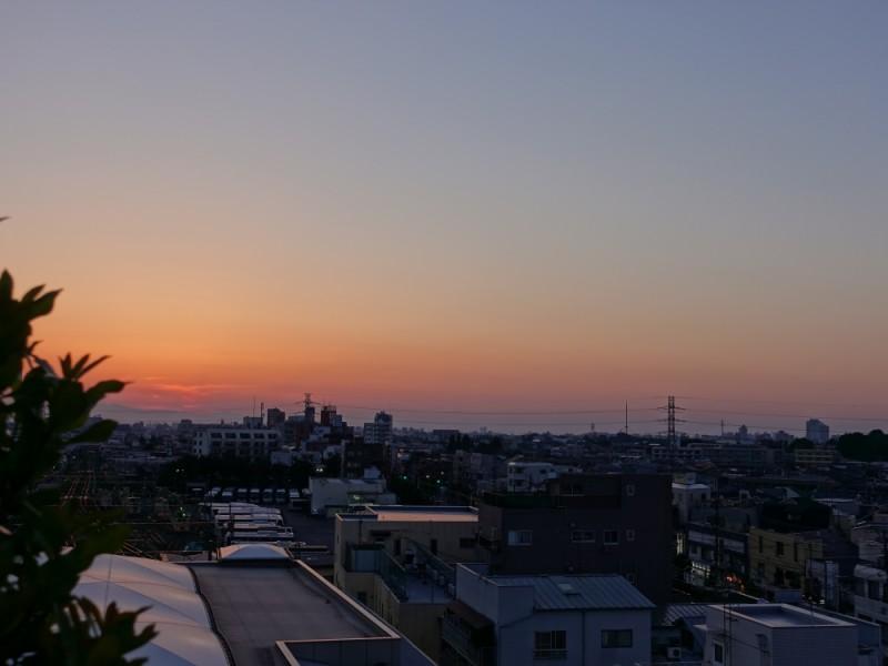 「永福町」におでかけ!お得なビストロディナーと屋上庭園「ふくにわ」の夜景を楽しみ「#の頭線LOVE動画」に参加するコース