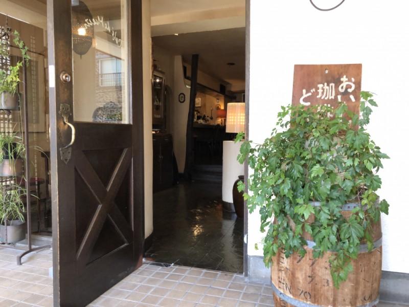【13:30】「カフェ・デ・マエストロ」でカフェタイム
