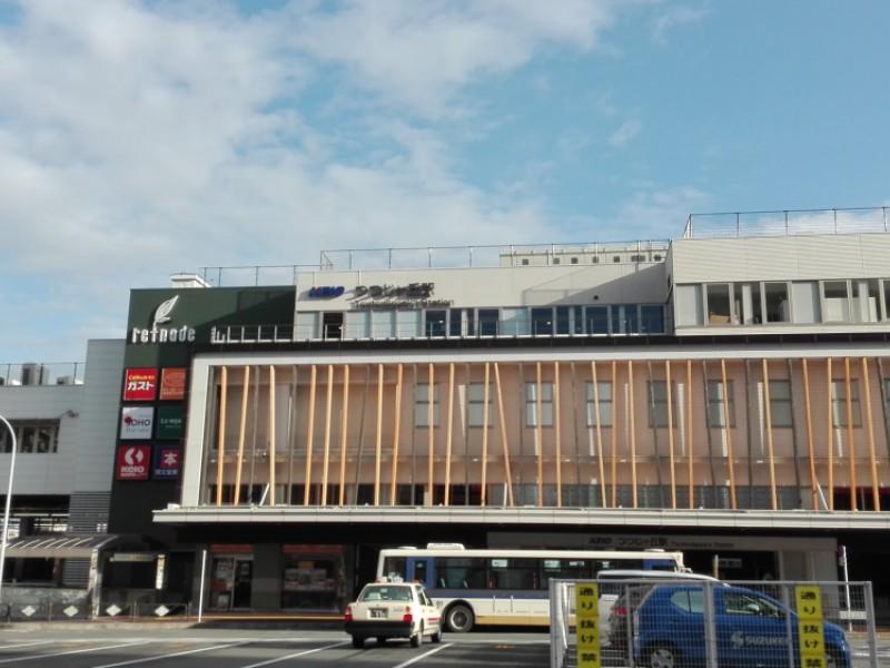 【12:30】つつじヶ丘駅からスタート