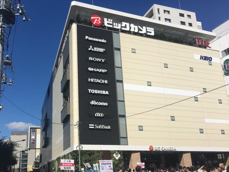 【10:00】ニューオープンの「トリエ京王調布」をチェック!