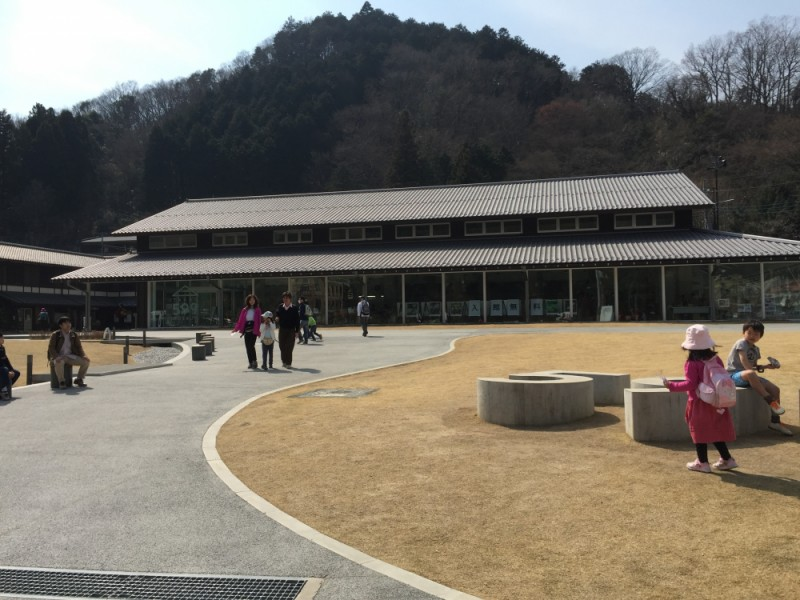 【13:15】「TAKAO 599MUSEUM」を見学