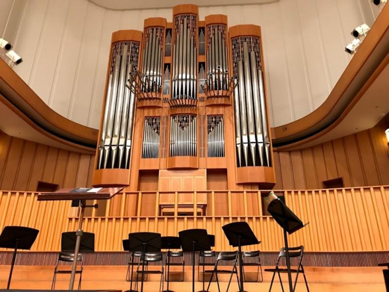 東府中「府中の森芸術劇場」へ!赤ちゃんから楽しめる無料音楽コンサートを楽しもう!