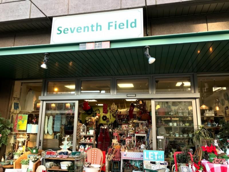 【14:30】「セブンスフィールド」でキッチン雑貨を探す
