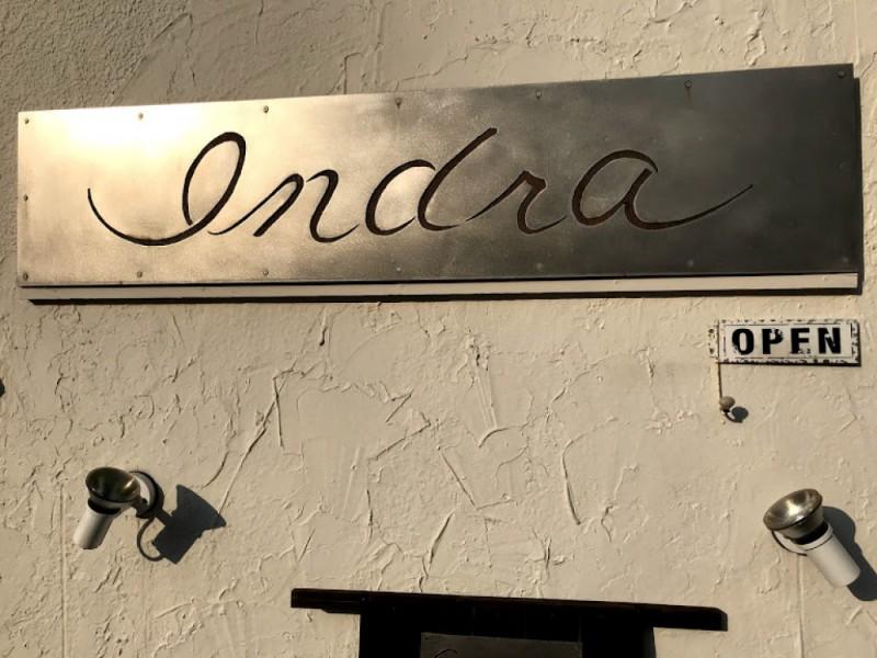 【12:00】有名カレー店「インドラ」でランチ
