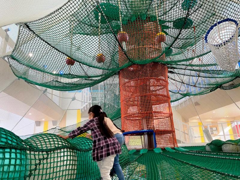 冬におすすめ!「京王あそびの森 HUGHUG」と「京王れーるランド」で室内遊びを満喫!「多摩動物公園駅」親子おでかけコース