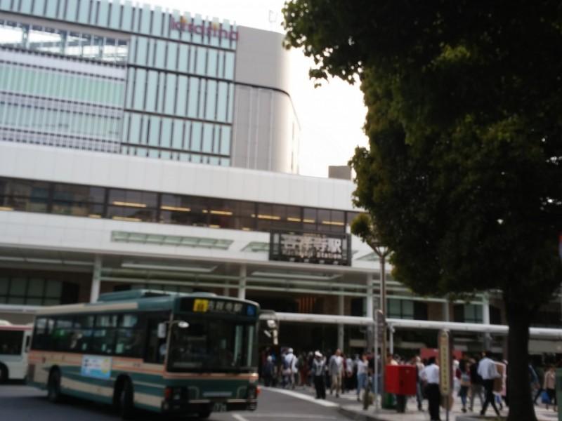 【15:30】井の頭線 吉祥寺駅に到着
