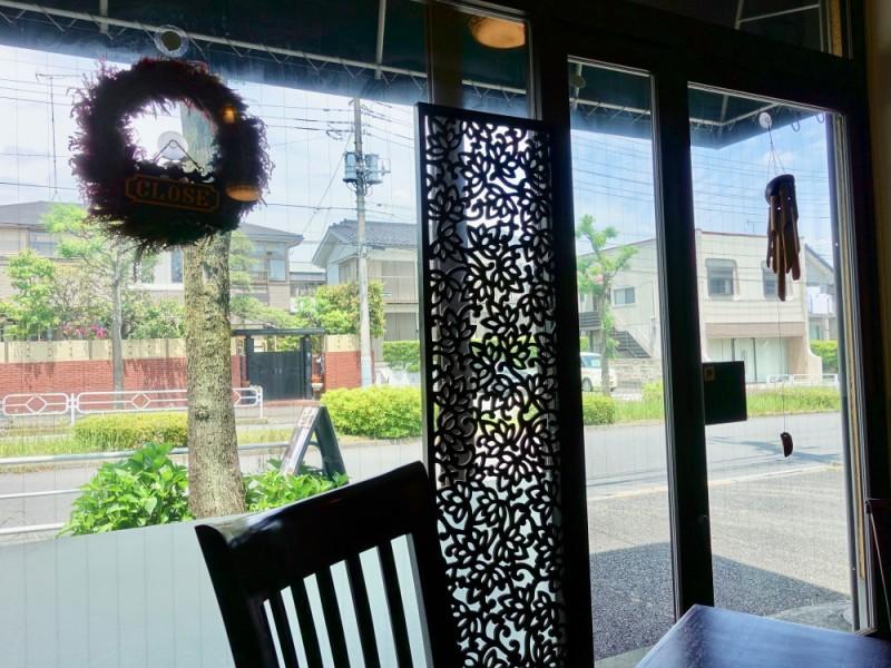 【13:20】珈琲茶処「豆の木」でゆっくりカフェタイム