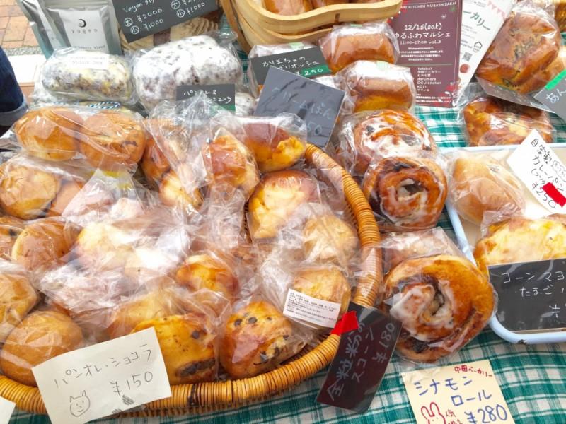 吉祥寺の人気イベント!パン屋の集まるマーケット「パンイチ!」と話題のブーランジェリーでパンを堪能するコース
