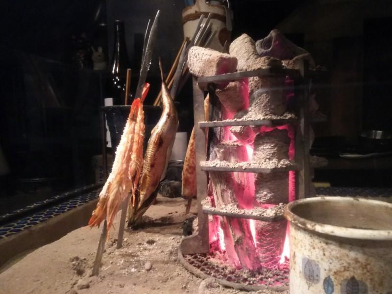 【17:20】明大前はしご酒スタート!「魚酎」で名物グルメを堪能
