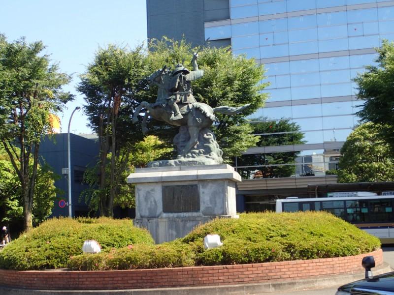 【16:30】京王線「分倍河原駅」にゴール