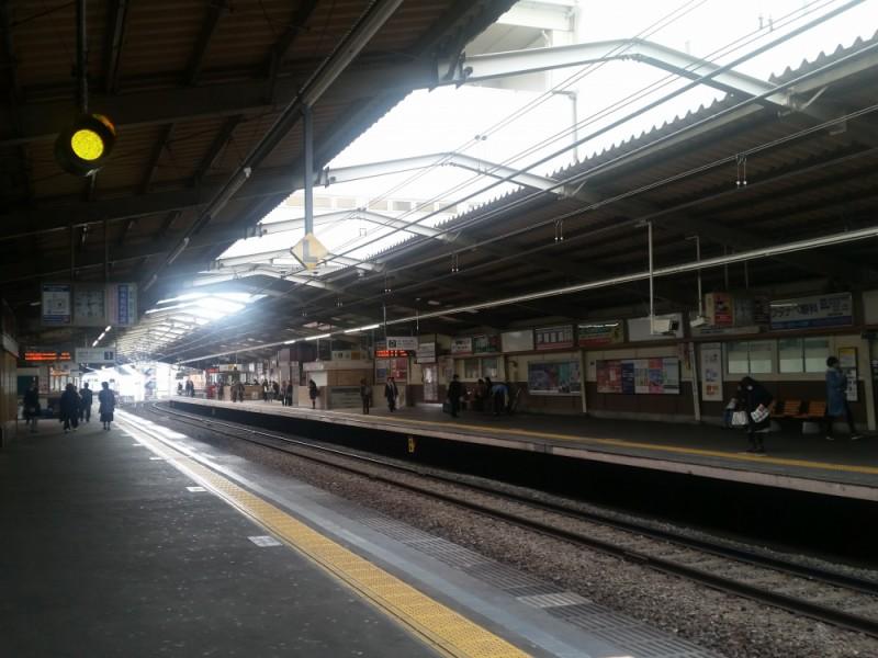 【15:00】京王線「聖蹟桜ヶ丘駅」でゴール!