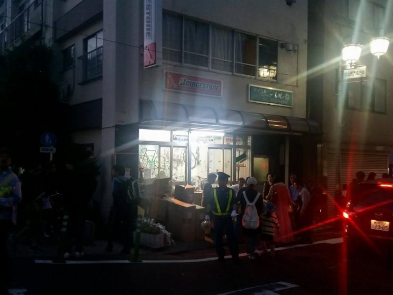 【20:00】井の頭線「久我山駅」にゴール