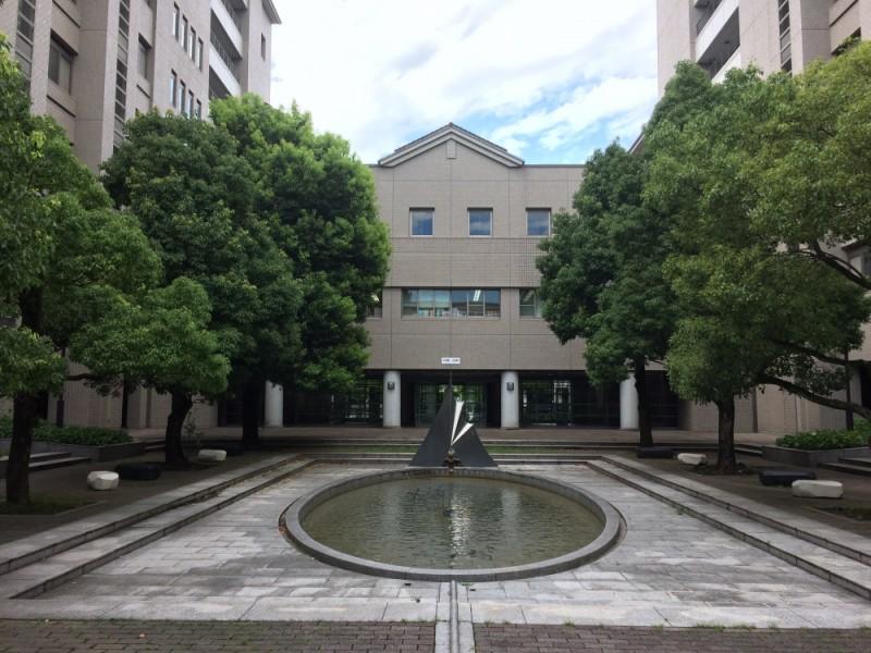 【13:40】「首都大学東京 南大沢キャンパス」を散歩